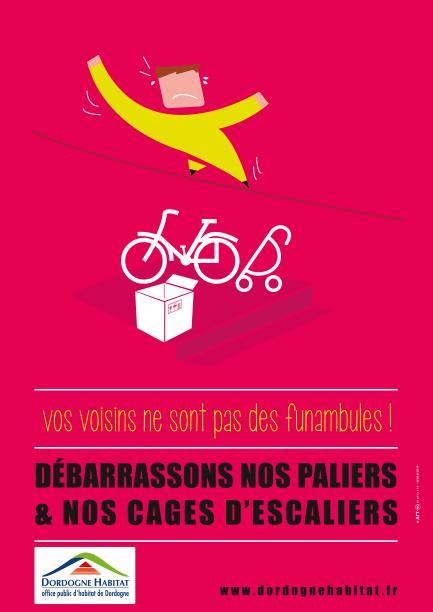 Dordogne Habitat affiches
