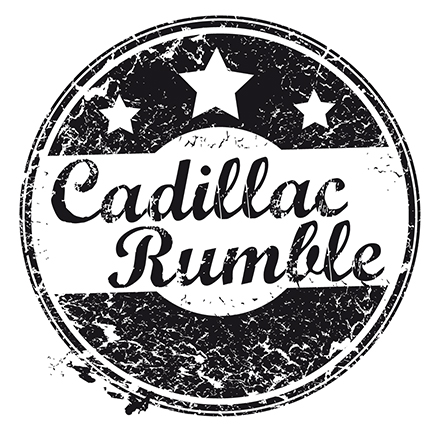 Logo du groupe de rockabilly Cadillac Rumble