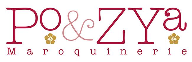 Logo Po&ZYa maroquinerie
