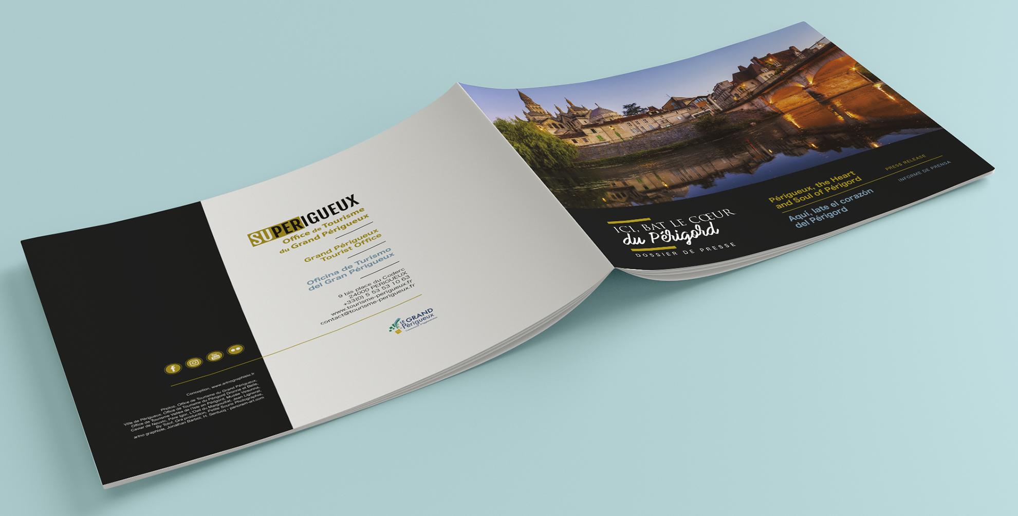 Grand Périgueux – Office de Tourisme