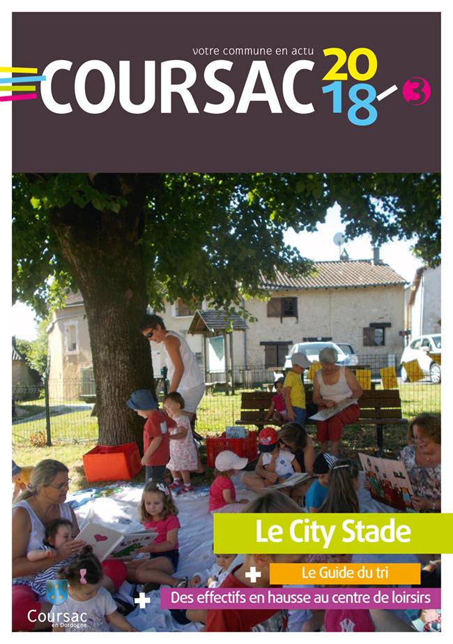Coursac magazine