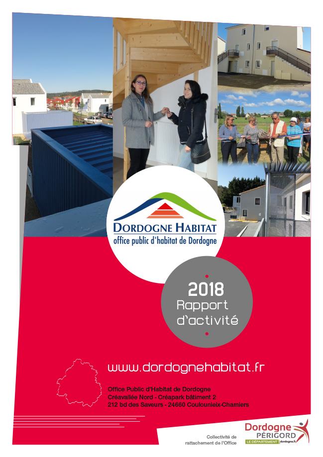 Rapport d'activité – Dordogne Habitat